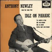 Click here for more info about 'Anthony Newley - Idle On Parade EP'