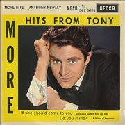 Click here for more info about 'Anthony Newley - More Hits From Tony EP'