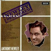 Click here for more info about 'Anthony Newley - Newley Delivered'