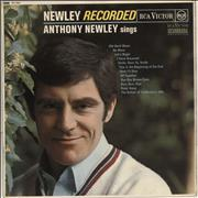 Click here for more info about 'Anthony Newley - Newley Recorded'