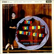 Click here for more info about 'Anthony Newley - Stop The World - I Want To Get Off'