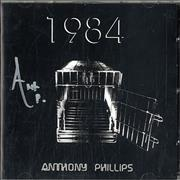 Click here for more info about 'Anthony Phillips - 1984 - Autographed'