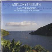 Click here for more info about 'Anthony Phillips - Sail The World - Autographed'