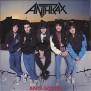 Click here for more info about 'Anthrax - Anti-Social'