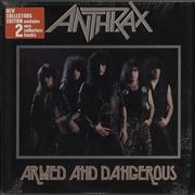 Click here for more info about 'Anthrax - Armed And Dangerous'