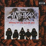 Click here for more info about 'Anthrax - Attack Of The Killer B's'