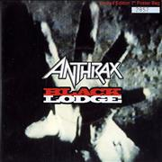 Click here for more info about 'Anthrax - Black Lodge'