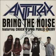 Click here for more info about 'Anthrax - Bring The Noise'