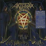 Click here for more info about 'Anthrax - For All Kings - Sealed Deluxe Boxset'