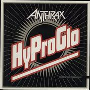 Click here for more info about 'Anthrax - Hy Pro Glo'