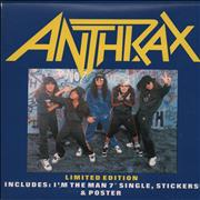 Click here for more info about 'Anthrax - I'm The Man - Pack'