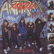 Click here for more info about 'Anthrax - I'm The Man'