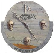 Click here for more info about 'Anthrax - In My World'