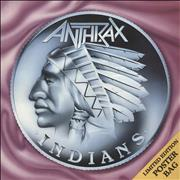 Click here for more info about 'Anthrax - Indians - Posterbag'