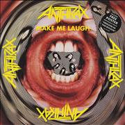 Click here for more info about 'Anthrax - Make Me Laugh + Poster'