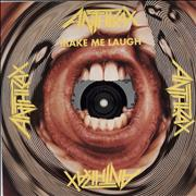 Click here for more info about 'Anthrax - Make Me Laugh - Injection + Die-Cut Sleeve'