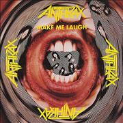 Click here for more info about 'Anthrax - Make Me Laugh - Red Vinyl'