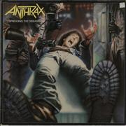 Click here for more info about 'Anthrax - Spreading The Disease - EX'