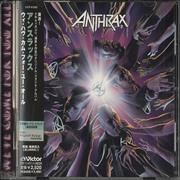 Click here for more info about 'Anthrax - We Have Come For You All'
