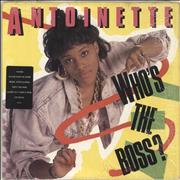 Click here for more info about 'Antoinette - Who's The Boss? + Shrinkwrap'