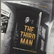 Click here for more info about 'Anton Karas - The Third Man - 180gm Black & White Split Vinyl'