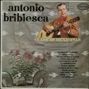 Click here for more info about 'Antonio Bribiesca - Clasicas Mexicanas'