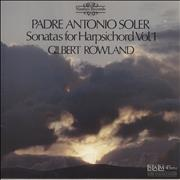 Click here for more info about 'Antonio Soler - Sonatas For Harpsichord Vol. 1'