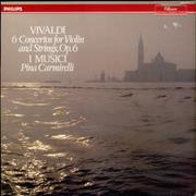 Click here for more info about 'Antonio Vivaldi - 6 Concertos for Violin and Strings, Op. 6'