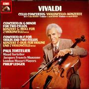 Click here for more info about 'Antonio Vivaldi - Cello Concertos - Test Pressing'