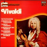 Click here for more info about 'Antonio Vivaldi - Favourite Composers'