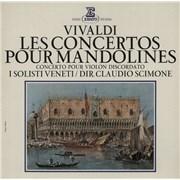 Click here for more info about 'Antonio Vivaldi - Les Concertos Pour Mandoline / Concerto Pour Violon Discordato'