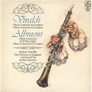 Click here for more info about 'Antonio Vivaldi - Vivaldi / Albinoni: Oboe Concertos'