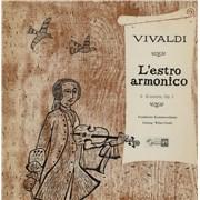 Click here for more info about 'Antonio Vivaldi - Vivaldi: L'Estro Armonico · 6 Konzerte, Op. 3'