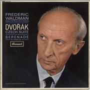Click here for more info about 'Antonín Dvorák - Czech Suite, Op.39 / Serenade in D Minor, Op.44'