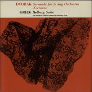 Click here for more info about 'The Sinfonia Of London - Dvorak: Serenade For String Orchestra, Op.22 & Nocturne In B / Grieg: Holberg Suite'