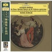 Click here for more info about 'Antonín Dvorák - Slawische Tänze, Op. 46 / Slavonic Dances, Op. 46 / Scherzo Capriccioso'