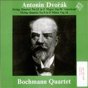 Click here for more info about 'Antonín Dvorák - String Quartet No. 12 in F major & No. 9 in D minor'