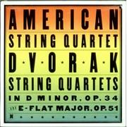 Click here for more info about 'Antonín Dvorák - String Quartets In D Minor & E-Flat Major - Sealed'