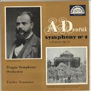 Click here for more info about 'Antonín Dvorák - Symphony No. 4 in D Minor, Op.13'