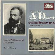 Click here for more info about 'Antonín Dvorák - Symphony No. 5 in F Major, Op.76'