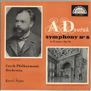 Click here for more info about 'Antonín Dvorák - Symphony No. 6 in D Major, Op.60'