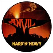 Click here for more info about 'Anvil - Hard 'N' Heavy'