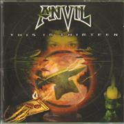 Click here for more info about 'Anvil - This Is Thirteen'