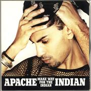Click here for more info about 'Apache Indian - Make Way For The Indian'