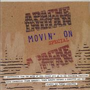 Click here for more info about 'Apache Indian - Movin' On'
