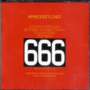 Click here for more info about 'Aphrodite's Child - 666 - Six Six Six'