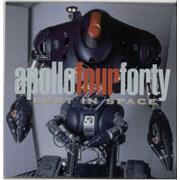 "Apollo 440 Lost In Space UK 12"" vinyl"