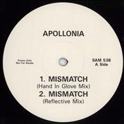 Click here for more info about 'Apollonia - Mismatch'