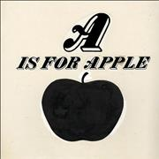 Click here for more info about 'Apple Label - A Is For Apple'