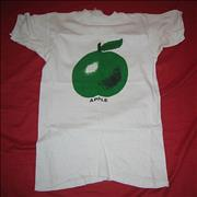 Click here for more info about 'Apple Label - Apple - White - Small'